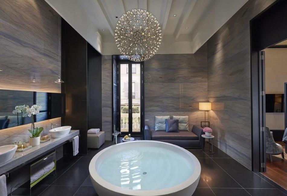 Uth home   Luxus Badezimmer